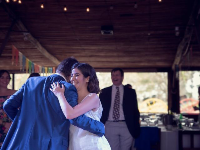 El casamiento de Federico y Celina en Capilla Del Señor, Buenos Aires 31