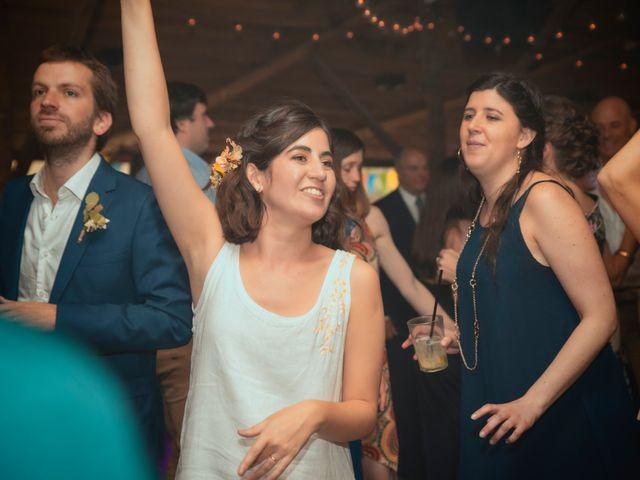 El casamiento de Federico y Celina en Capilla Del Señor, Buenos Aires 32