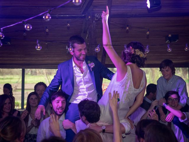 El casamiento de Federico y Celina en Capilla Del Señor, Buenos Aires 34
