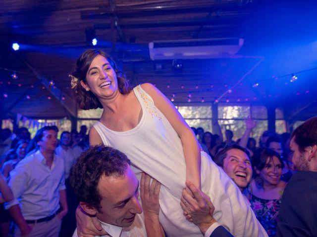 El casamiento de Federico y Celina en Capilla Del Señor, Buenos Aires 35
