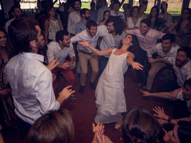 El casamiento de Federico y Celina en Capilla Del Señor, Buenos Aires 36