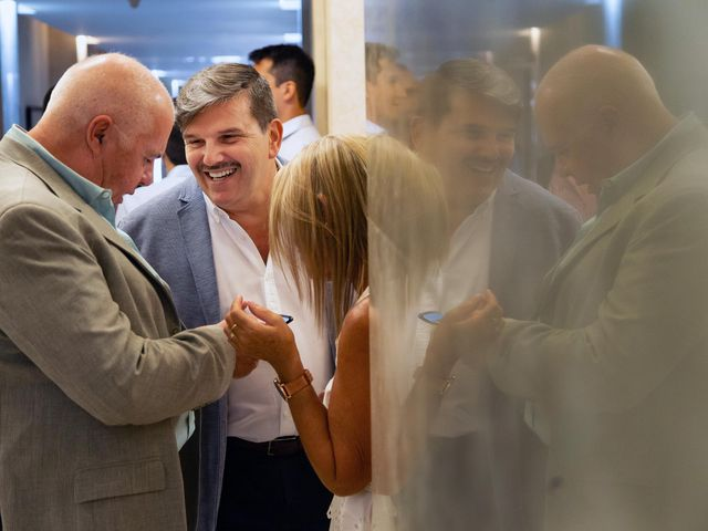 El casamiento de Dami y María en Puerto Madero, Capital Federal 6