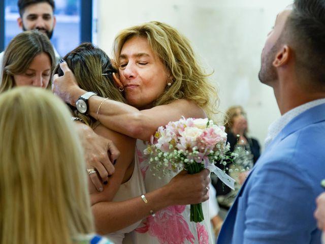 El casamiento de Dami y María en Puerto Madero, Capital Federal 14