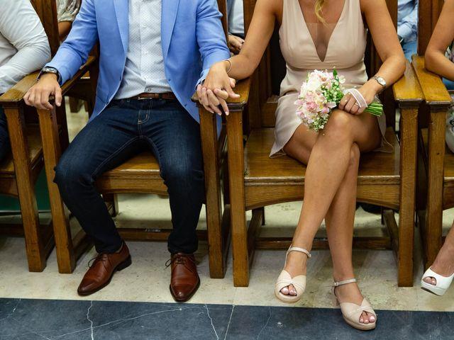 El casamiento de Dami y María en Puerto Madero, Capital Federal 16