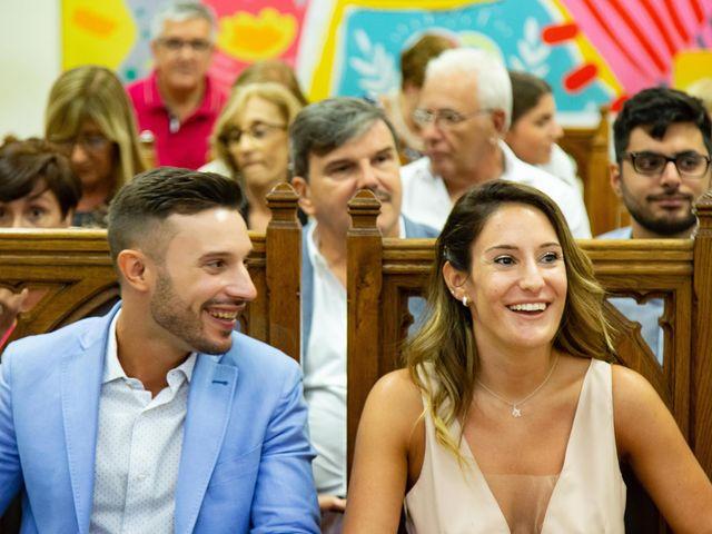 El casamiento de Dami y María en Puerto Madero, Capital Federal 17