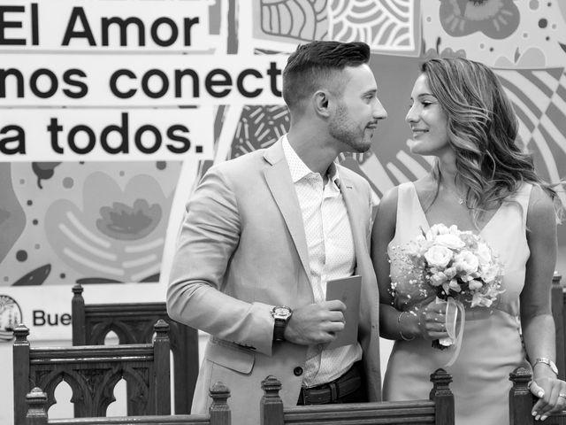 El casamiento de Dami y María en Puerto Madero, Capital Federal 33