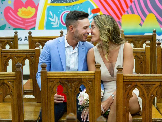 El casamiento de Dami y María en Puerto Madero, Capital Federal 36