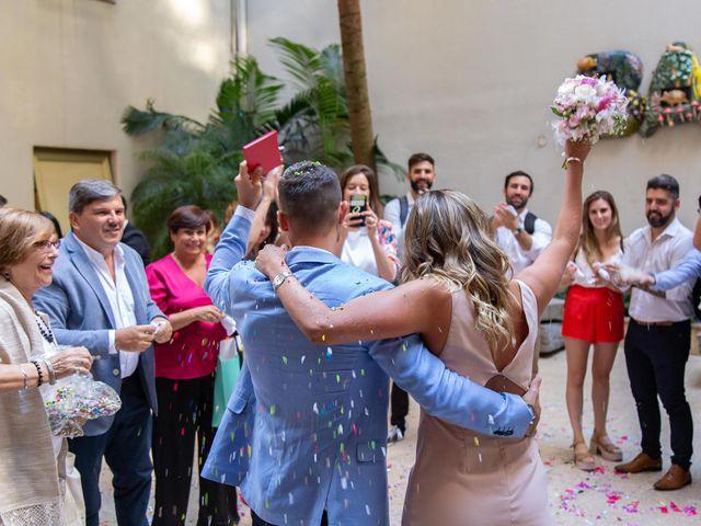 El casamiento de Dami y María en Puerto Madero, Capital Federal 40