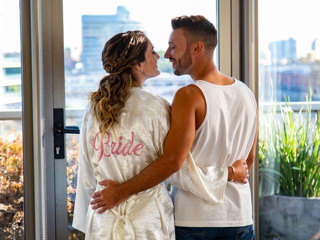 El casamiento de Dami y María en Puerto Madero, Capital Federal 52