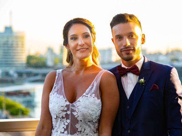El casamiento de Dami y María en Puerto Madero, Capital Federal 83