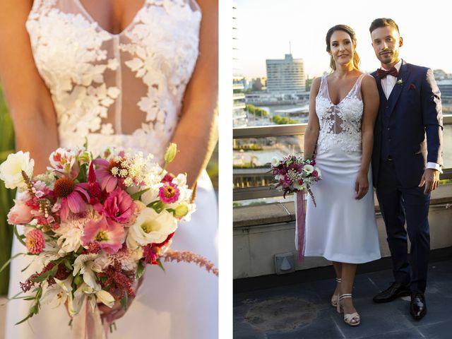El casamiento de Dami y María en Puerto Madero, Capital Federal 84