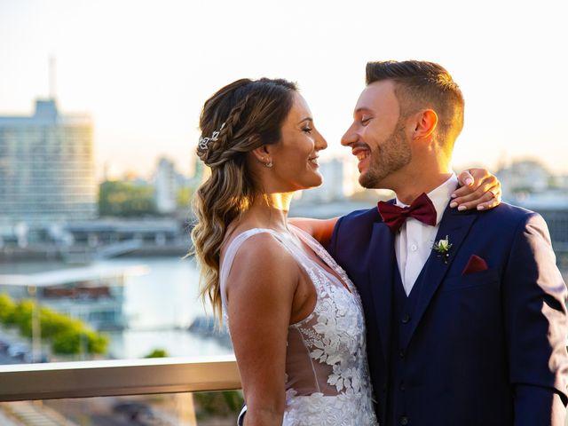El casamiento de Dami y María en Puerto Madero, Capital Federal 85