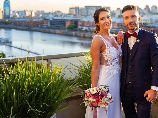 El casamiento de Dami y María en Puerto Madero, Capital Federal 87
