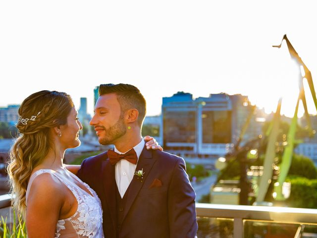El casamiento de Dami y María en Puerto Madero, Capital Federal 91