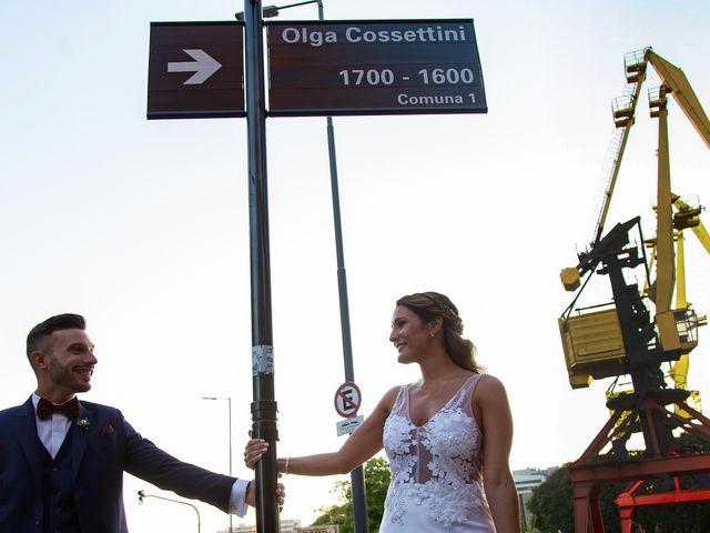 El casamiento de Dami y María en Puerto Madero, Capital Federal 101