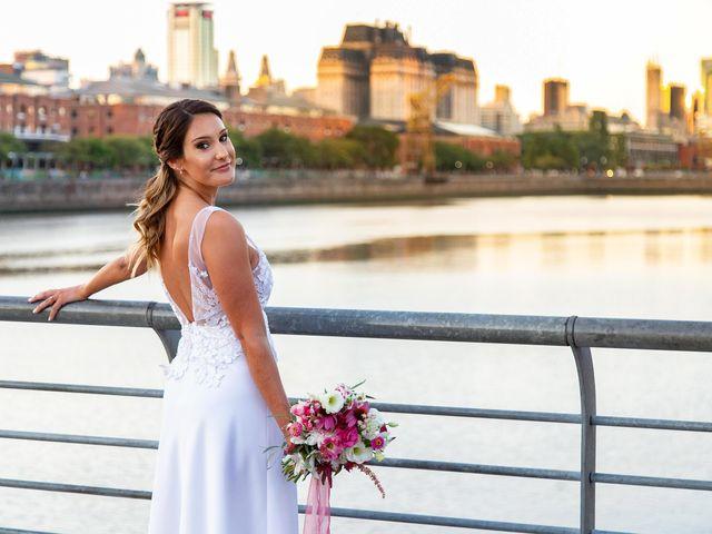 El casamiento de Dami y María en Puerto Madero, Capital Federal 108