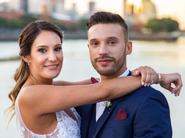 El casamiento de Dami y María en Puerto Madero, Capital Federal 110