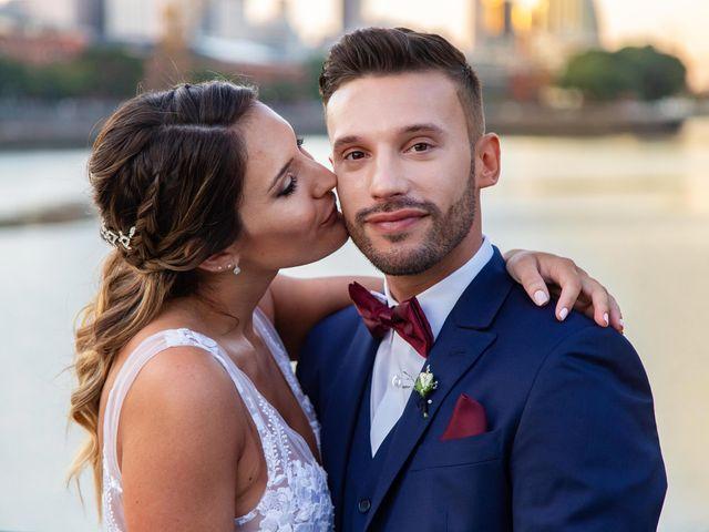 El casamiento de Dami y María en Puerto Madero, Capital Federal 111