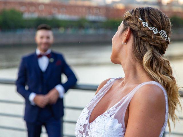 El casamiento de Dami y María en Puerto Madero, Capital Federal 114