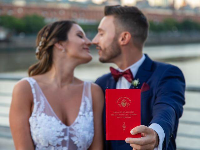 El casamiento de Dami y María en Puerto Madero, Capital Federal 115