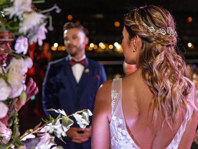 El casamiento de Dami y María en Puerto Madero, Capital Federal 127
