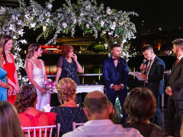 El casamiento de Dami y María en Puerto Madero, Capital Federal 138