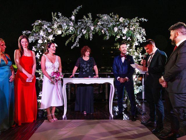 El casamiento de Dami y María en Puerto Madero, Capital Federal 139