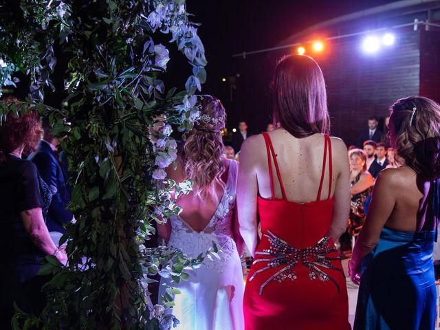 El casamiento de Dami y María en Puerto Madero, Capital Federal 140