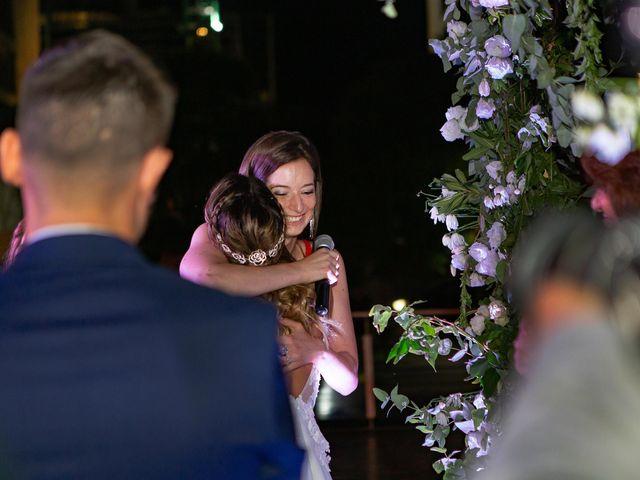 El casamiento de Dami y María en Puerto Madero, Capital Federal 143