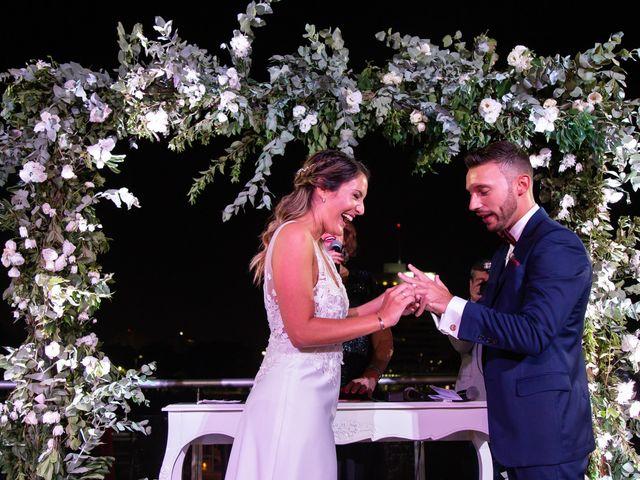 El casamiento de Dami y María en Puerto Madero, Capital Federal 145