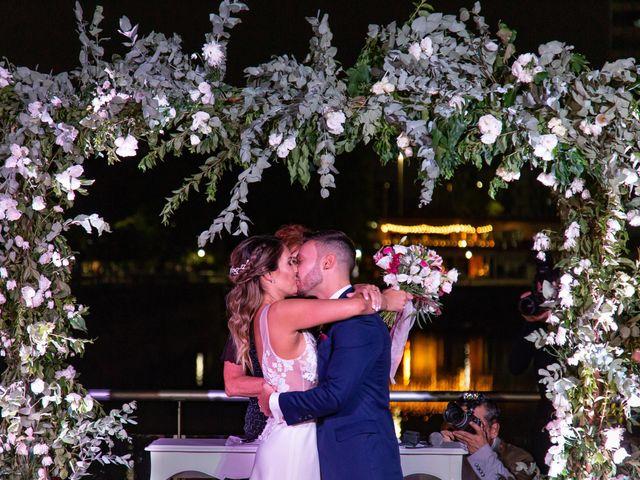 El casamiento de Dami y María en Puerto Madero, Capital Federal 147
