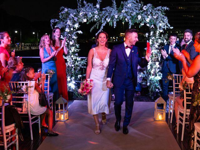 El casamiento de Dami y María en Puerto Madero, Capital Federal 148