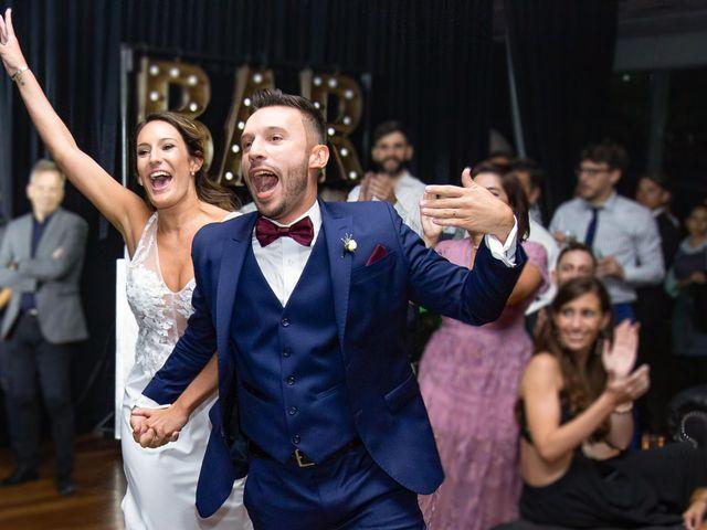 El casamiento de Dami y María en Puerto Madero, Capital Federal 154