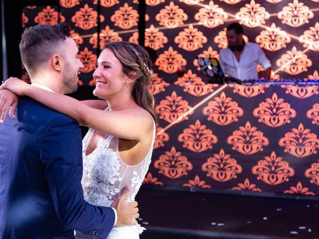 El casamiento de Dami y María en Puerto Madero, Capital Federal 163