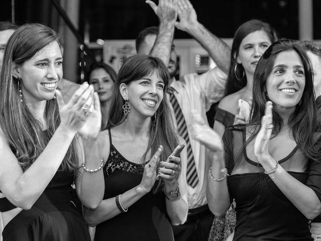 El casamiento de Dami y María en Puerto Madero, Capital Federal 176