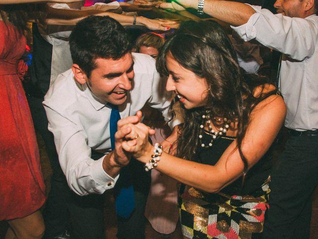 El casamiento de Sebastian y Daiana