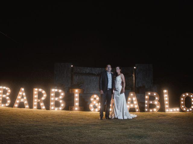 El casamiento de Barbi y Pablo