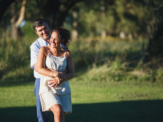 El casamiento de Romina y Andrés