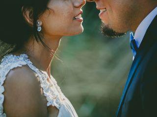 El casamiento de Sandra y Rodrigo 1