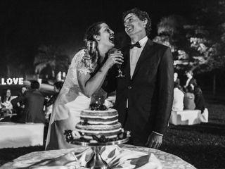 El casamiento de Flor y Pico