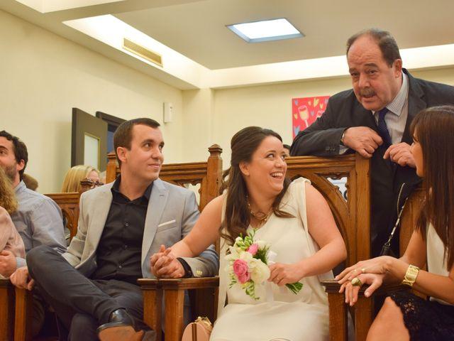 El casamiento de Emiliano y Carolina en Caballito, Capital Federal 3