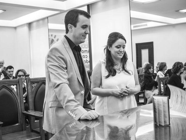 El casamiento de Emiliano y Carolina en Caballito, Capital Federal 5