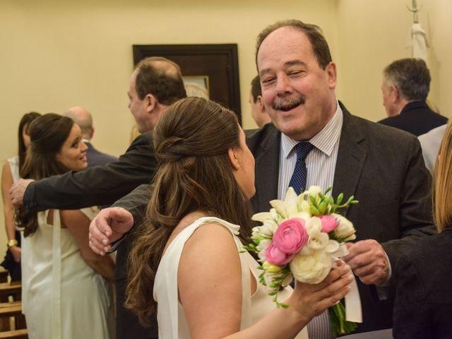El casamiento de Emiliano y Carolina en Caballito, Capital Federal 6