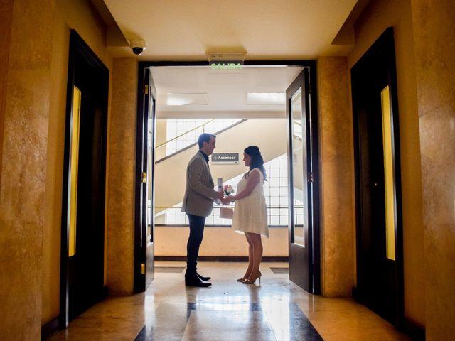El casamiento de Emiliano y Carolina en Caballito, Capital Federal 1