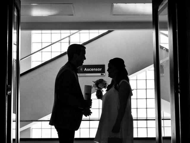 El casamiento de Emiliano y Carolina en Caballito, Capital Federal 9