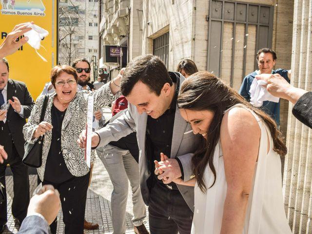 El casamiento de Emiliano y Carolina en Caballito, Capital Federal 10