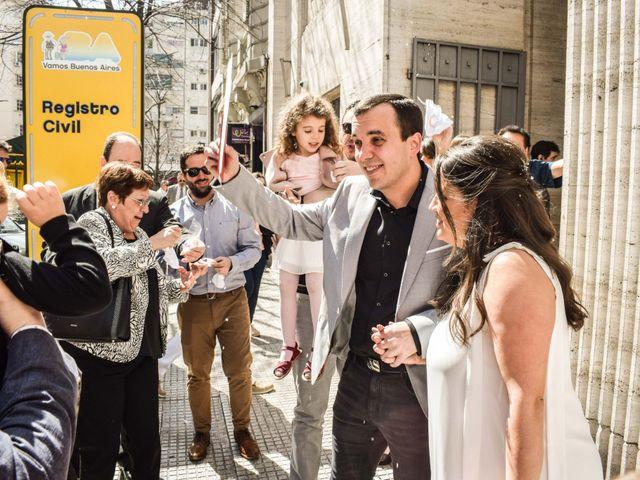 El casamiento de Emiliano y Carolina en Caballito, Capital Federal 13