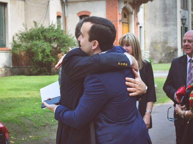 El casamiento de Emiliano y Carolina en Caballito, Capital Federal 15