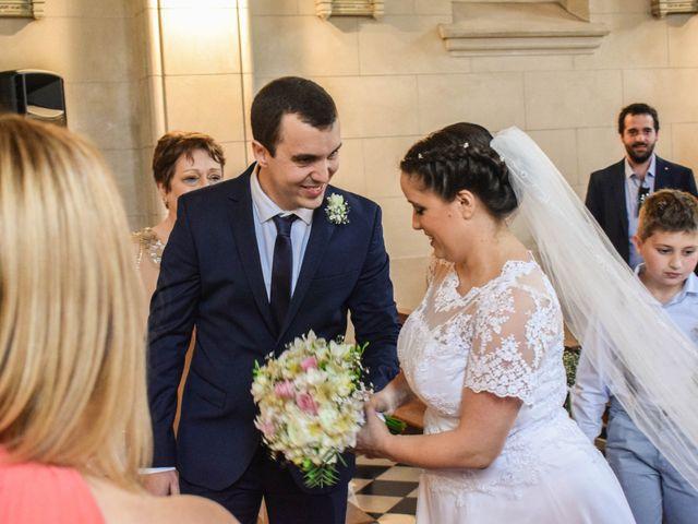El casamiento de Carolina y Emiliano