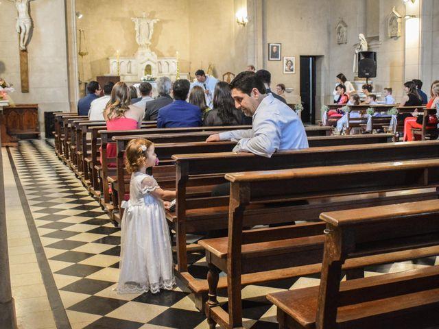 El casamiento de Emiliano y Carolina en Caballito, Capital Federal 26